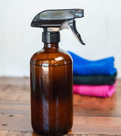 نحوه ی درست کردن مایع ضدعفونی کننده, طرز درست کردن مایع ضدعفونی کننده
