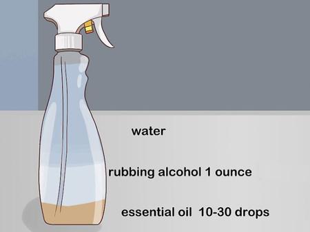 مایع ضد عفونی کننده,نحوه ی درست کردن مایع ضدعفونی کننده